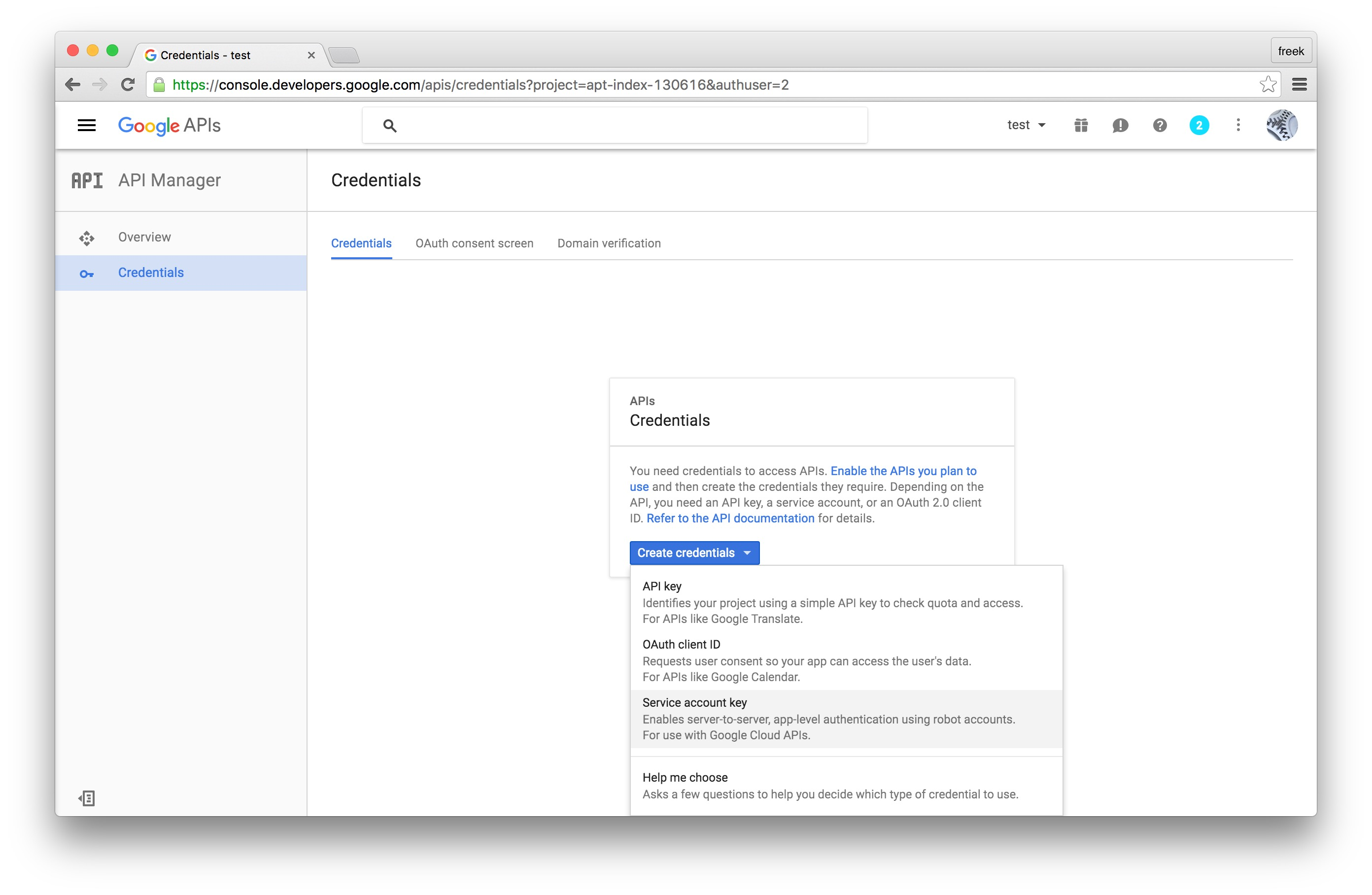 How to setup and use the Google Calendar API - Freek Van der