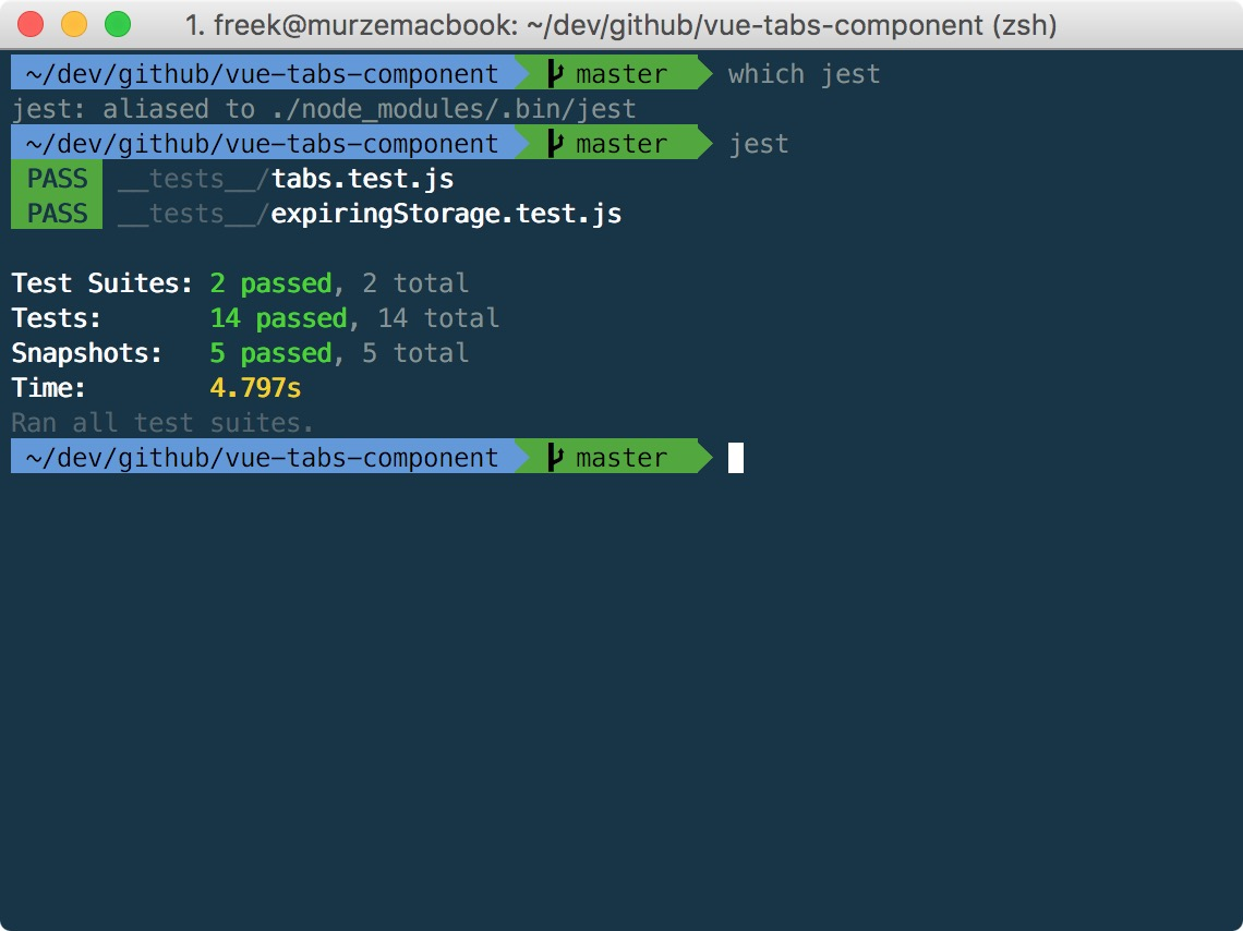 Testing a Vue component part 1: getting started - Freek Van
