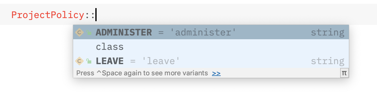 How to handle front-end authorization using Laravel, Inertia and
